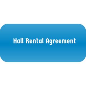 hall rental agreement